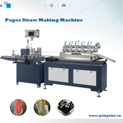 Food Grade Water Beverage Cup Paper Drinking Straw Making Forming Machine