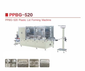 Plastic Paper Juice Water Cup Lid Forming Making Machine High-Efficiency Tray Clamshell Box Thermoforming Machine