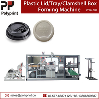 Automatic Plastic Egg Tray Forming Machine/Plastic Food Containers Making Machine/Plastic Cup Lid Thermoforming Machine/Clamshell Box Thermoforming Machine