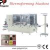 Automatic Plastic Fruits Vegetables Food Containers Clamshell Box Thermoforming Machine